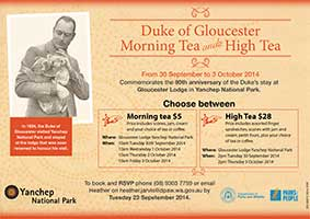 Duke Of Gloucester Celebration