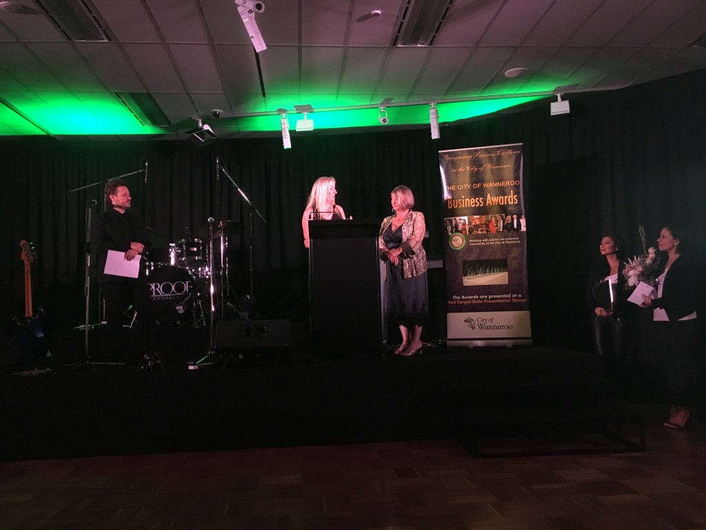 City of Wanneroo Mayor's Visionary Award 2016