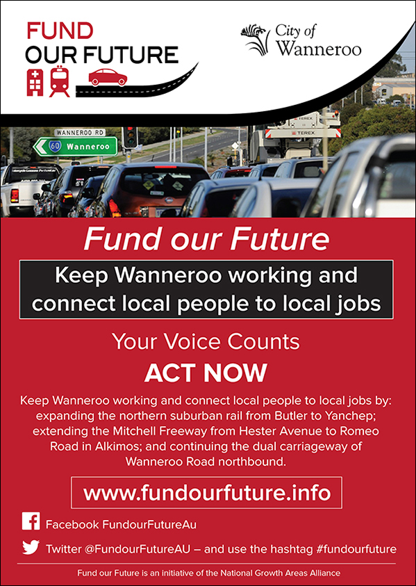 Fund Our Future Have Your Say 2016