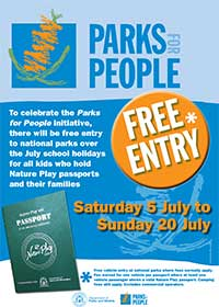 Parks for People Flyer