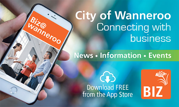 City of Wanneroo Connects to Local Business